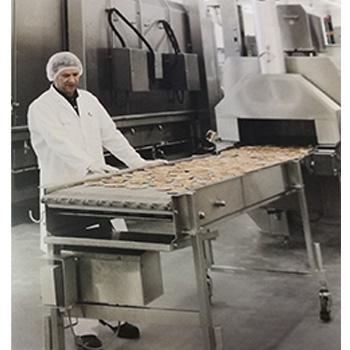 Maquinaria para el procesado de pescado en Gipuzkoa