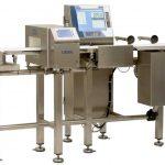 Máquina de control de peso Cassel para sector alimentación
