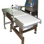 Máquina de control de peso para agroalimentación