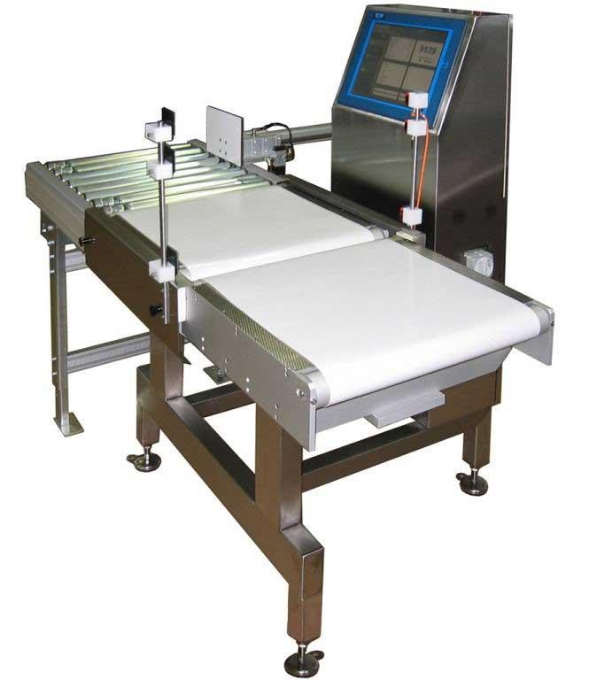 Máquina alimentación control de peso