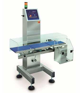 Distribución de maquinaria para control de peso en Gipuzkoa