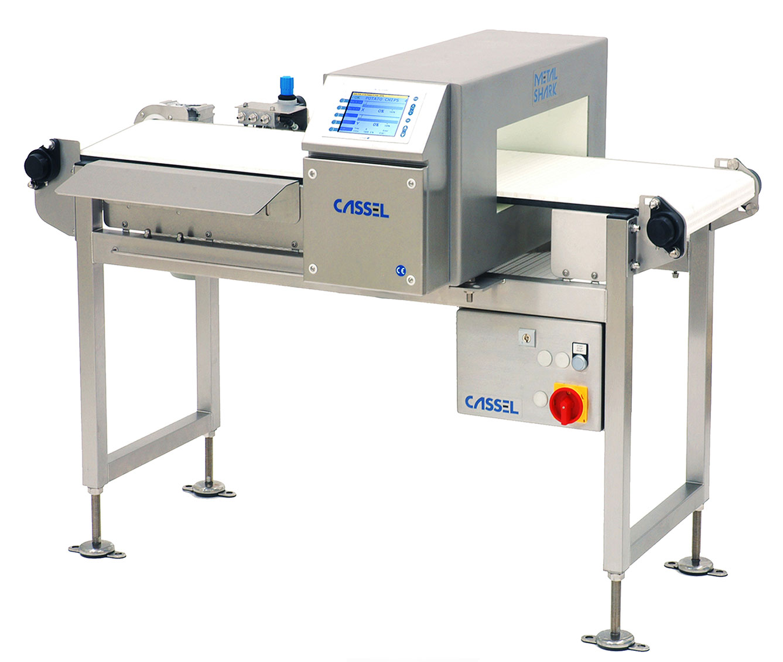 Máquina detector de metales Cassel