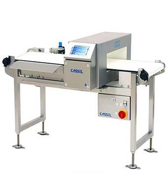 Máquina detector de metales en Gipuzkoa