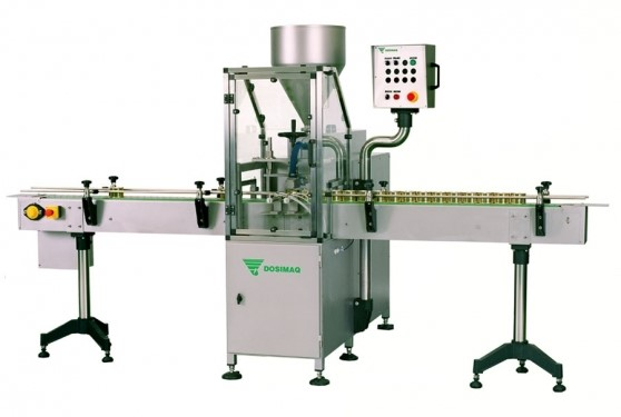 Máquina dosificadora automatica