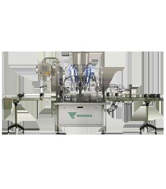 Máquina dosificadora automática para industria agroalimentaria