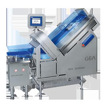 Máquina Lonchadora Gea para la industria agroalimentaria