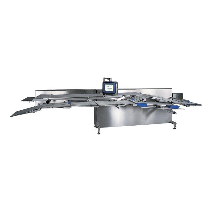 Máquina loncheadora para alimentación