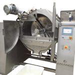 Máquina marmita de cocción para sector agroalimentario