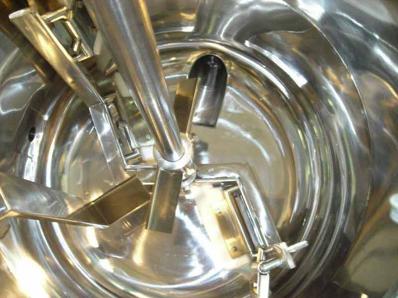 Máquina marmita de cocción en Gipuzkoa