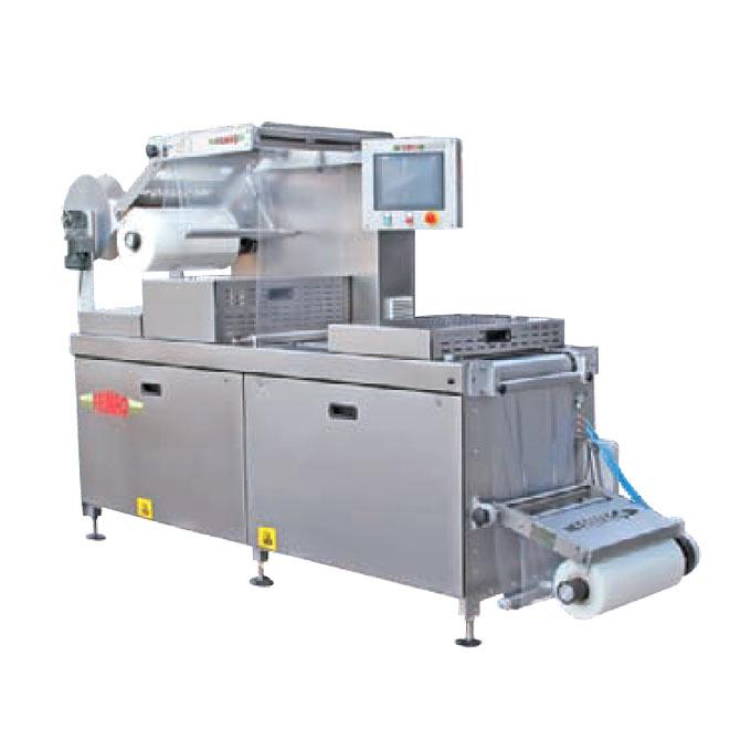 Máquina termoformado sector alimentación