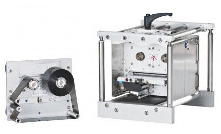 Máquina termotransfer sector alimentación