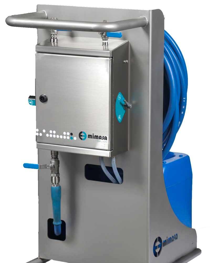 Maquinaria Mimasa sector alimentación