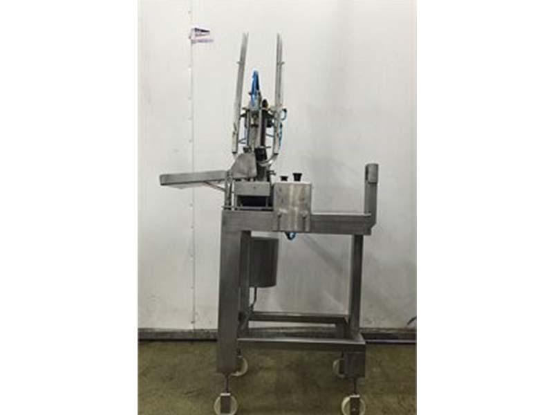 Máquina grapadora Serrano MH510 para la industria agroalimentaria