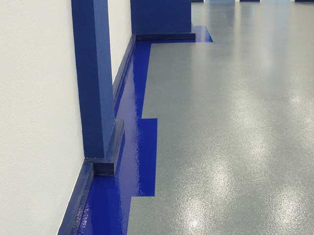 Venta e instalación de pavimento para hospitales en Gipuzkoa
