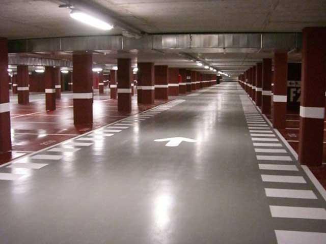 Venta e instalación de pavimento para parking en Gipuzkoa