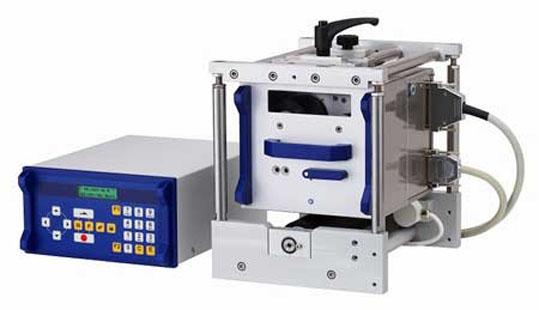 Máquina termotransfer para la industria agroalimenticia