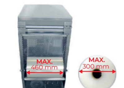 Termoselladora Maxi